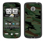 HTC Droid Eris Skin :: Camo Green