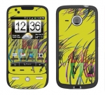 HTC Droid Eris Skin :: Natures Circuit
