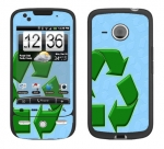 HTC Droid Eris Skin :: Recycle
