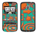 HTC Droid Eris Skin :: Shape Up