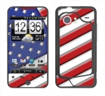 HTC Droid Incredible Skin :: American Flag 1