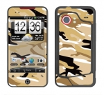 HTC Droid Incredible Skin :: Camo Desert