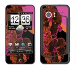 HTC Droid Incredible Skin :: Cosmic Flowers 3