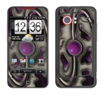 HTC Droid Incredible Skin :: Cynic Purple