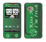 HTC Droid Incredible Skin :: Kiss Me Irish
