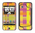 HTC Droid Incredible Skin :: Sun Kissed Plaid