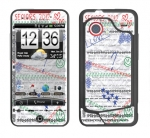 HTC Droid Incredible Skin :: Seniors 2012