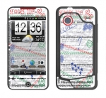 HTC Droid Incredible Skin :: Seniors 2013