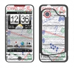 HTC Droid Incredible Skin :: Seniors 2015