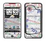 HTC Droid Incredible Skin :: Seniors 2016