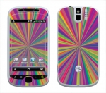 HTC myTouch 3G Slide Skin :: Color Blast