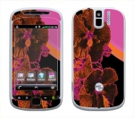 HTC myTouch 3G Slide Skin :: Cosmic Flowers 3