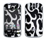 HTC myTouch 3G Slide Skin :: Curly Contours
