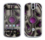 HTC myTouch 3G Slide Skin :: Cynic Purple