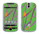 HTC myTouch 3G Slide Skin :: Floating Stars