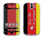 HTC myTouch 3G Slide Skin :: Kiss Me German