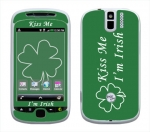 HTC myTouch 3G Slide Skin :: Kiss Me Irish