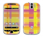 HTC myTouch 3G Slide Skin :: Sun Kissed Plaid