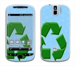 HTC myTouch 3G Slide Skin :: Recycle