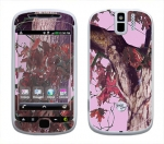 HTC myTouch 3G Slide Skin :: Tree Camo Pink