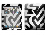 Apple iPad Skin :: Chaos Theory
