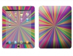 Apple iPad Skin :: Color Blast