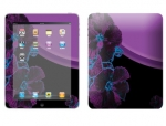 Apple iPad Skin :: Cosmic Flowers 1