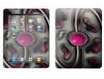 Apple iPad Skin :: Cynic Pink