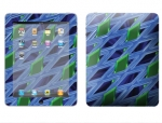 Apple iPad Skin :: Diamond Craze