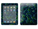 Apple iPad Skin :: Electricity