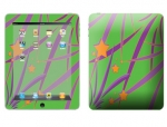 Apple iPad Skin :: Floating Stars