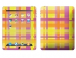 Apple iPad Skin :: Sun Kissed Plaid