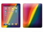 Apple iPad Skin :: Polar Spectrum