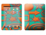 Apple iPad Skin :: Shape Up
