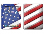 Apple iPad 2 Skin :: American Flag 1