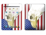 Apple iPad 2 Skin :: American Flag 3