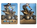 Apple iPad 2 Skin :: ATV Rider