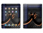 Apple iPad 2 Skin :: Bio Hazard