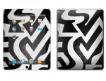 Apple iPad 2 Skin :: Chaos Theory