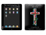 Apple iPad 2 Skin :: Christian 3