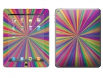 Apple iPad 2 Skin :: Color Blast