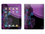 Apple iPad 2 Skin :: Cosmic Flowers 1