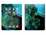 Apple iPad 2 Skin :: Cosmic Flowers 2