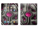 Apple iPad 2 Skin :: Cynic Pink