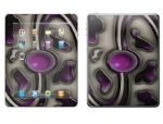 Apple iPad 2 Skin :: Cynic Purple