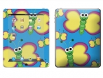 Apple iPad 2 Skin :: Digital Butterfly