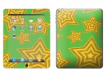 Apple iPad 2 Skin :: Falling Stars