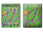 Apple iPad 2 Skin :: Floating Stars