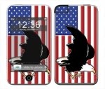 Apple iTouch (1st Gen) Skin :: American Flag 2