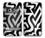 Apple iTouch (1st Gen) Skin :: Chaos Theory